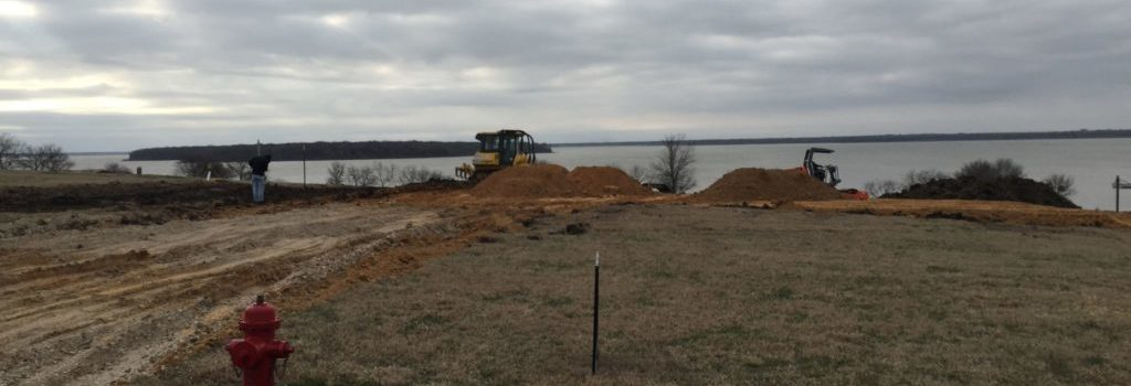 Construction Underway for The Meadows Family of McKinney Texas