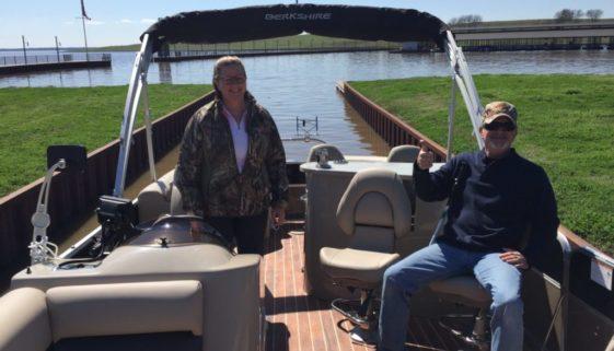 Boating Season at Beacon Hill