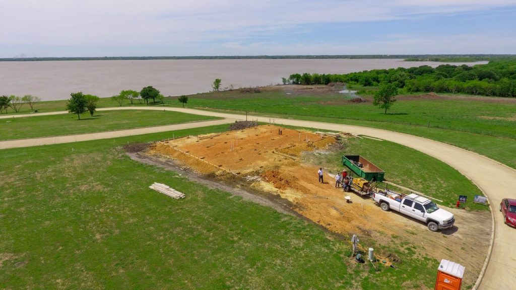Beacon Hill Lot 66 by Sky Guys on Cedar Creek Lake