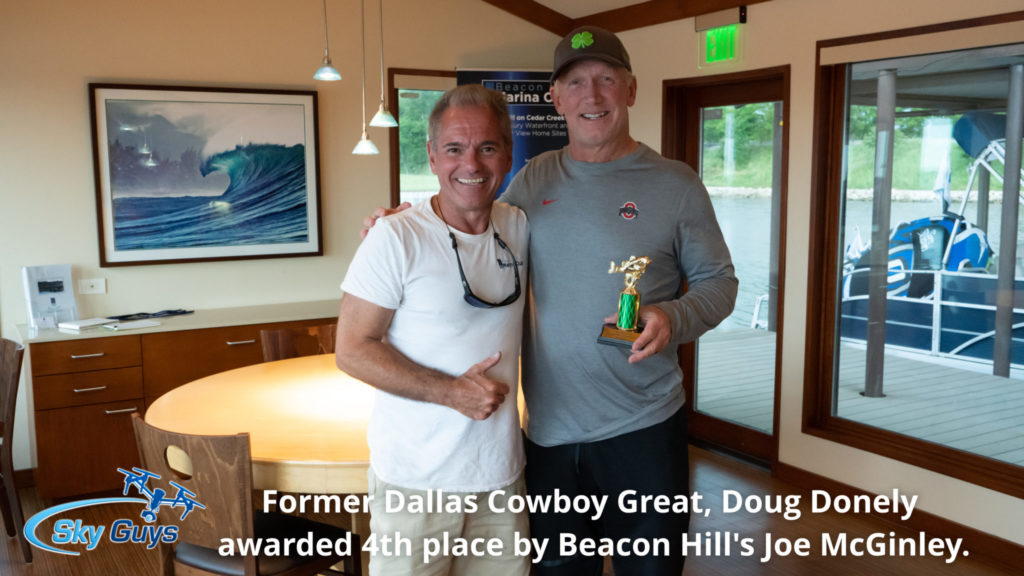 Doug Donley: Bass Tournament at Beacon Hill on Cedar Creek Lake