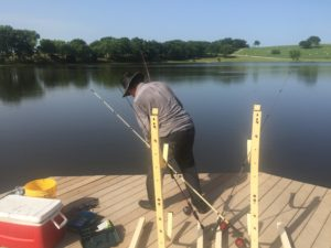 Fish Management Program at Beacon Hill on Cedar Creek Lake