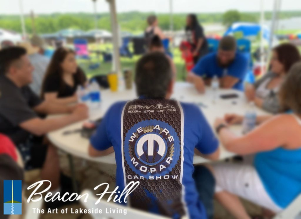 DFWLX at Beacon Hill on Cedar Creek Lake: We Are Mopar