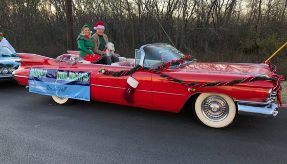 Cedar Creek Lake Christmas Parade